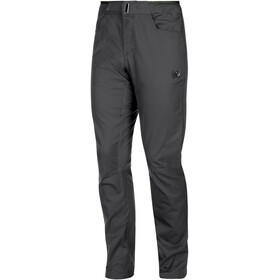 Mammut Massone - Pantalones de Trekking Hombre - negro